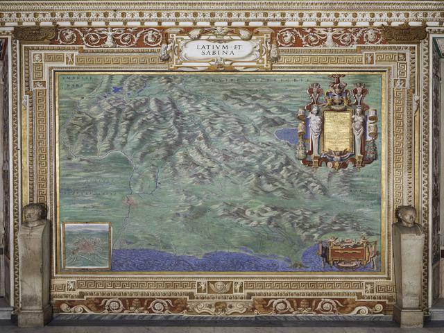 Los Mapas Geográficos