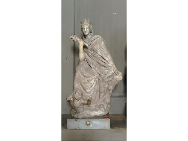 Escultura de Tyche de Antiochia