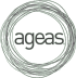 Ageas insurer logo, one of our parters