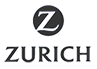 Zurich insurer logo, one of our parters