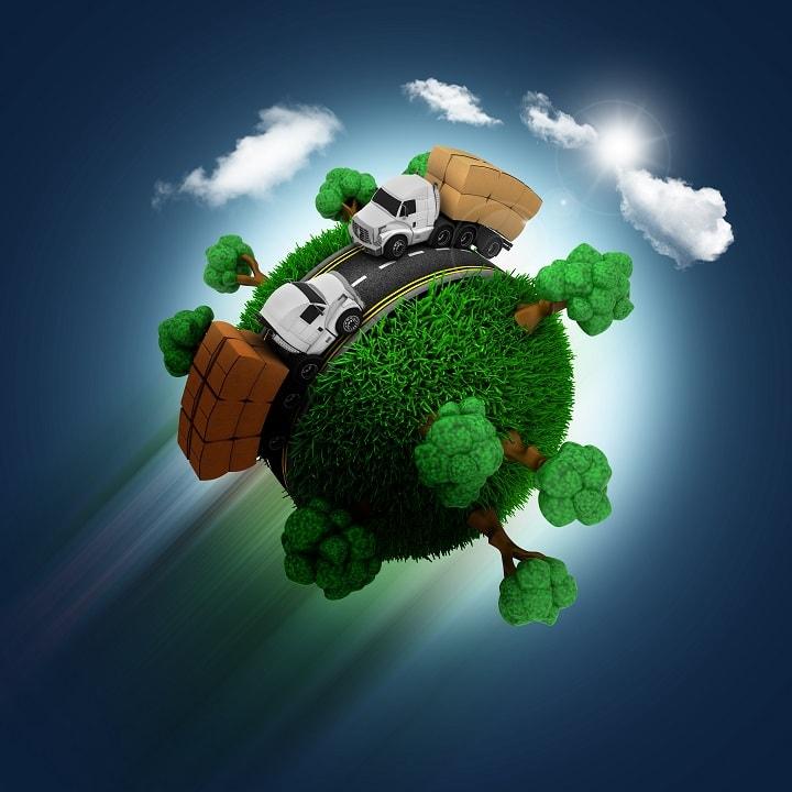 Beneficios de la logistica verde