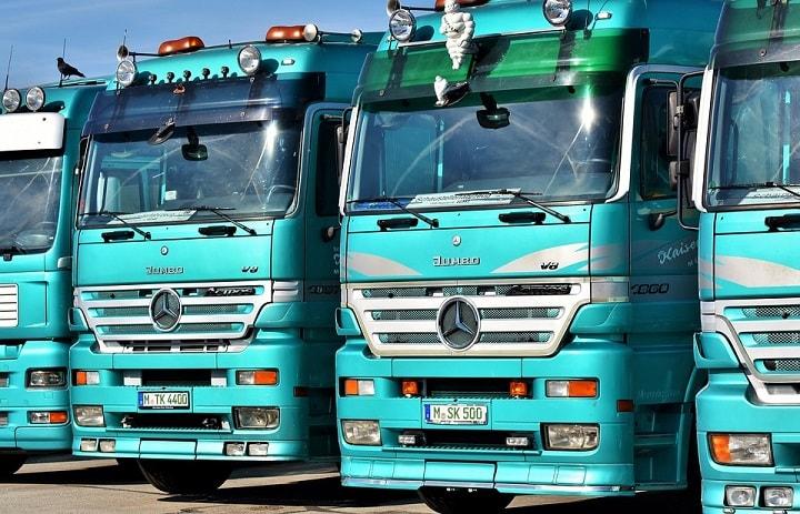 Las ventas de camiones aumentan un 18% hasta el mes de octubre