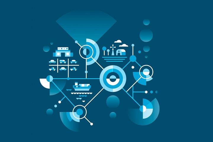 blockchain en la logistica