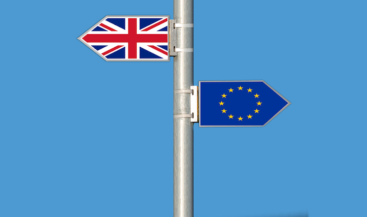 El brexit afecta directamente al transporte de mercancias