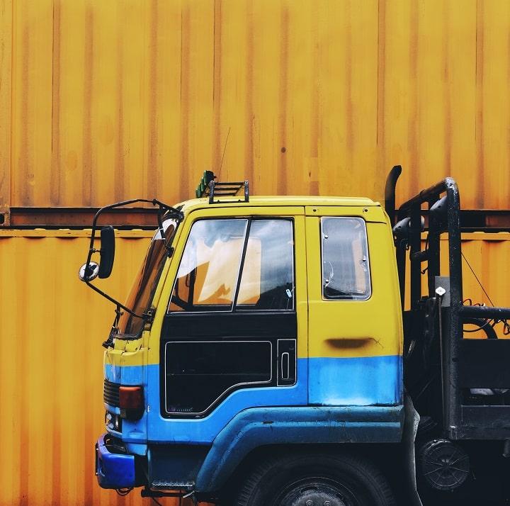 camion americano vs camion europeo