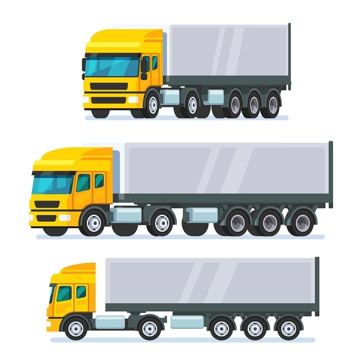 camion europeo