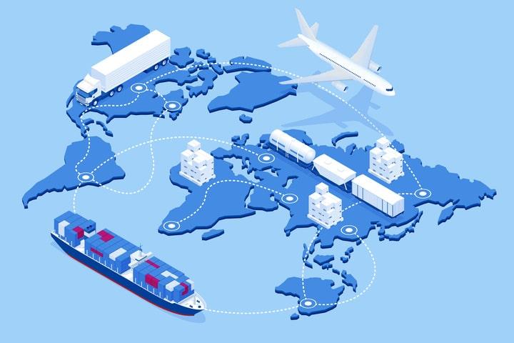 Código HS para el transporte internacional y aduanas
