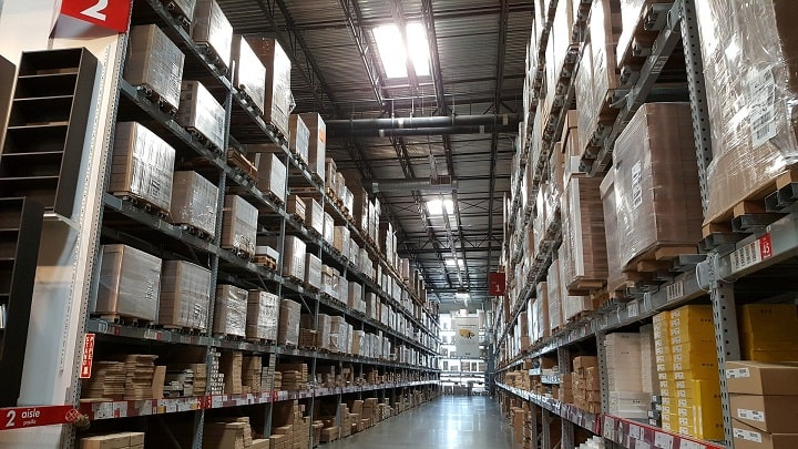 Como almacenar productos quimicos
