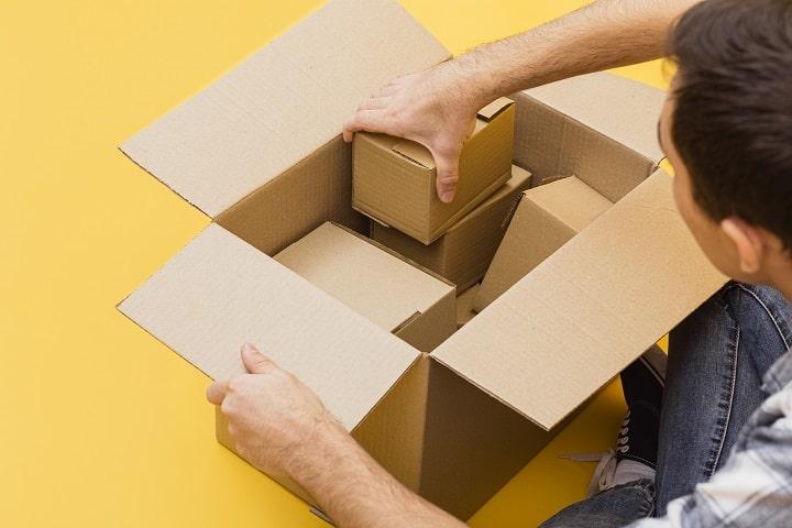 Cosas que no se pueden enviar en un paquete