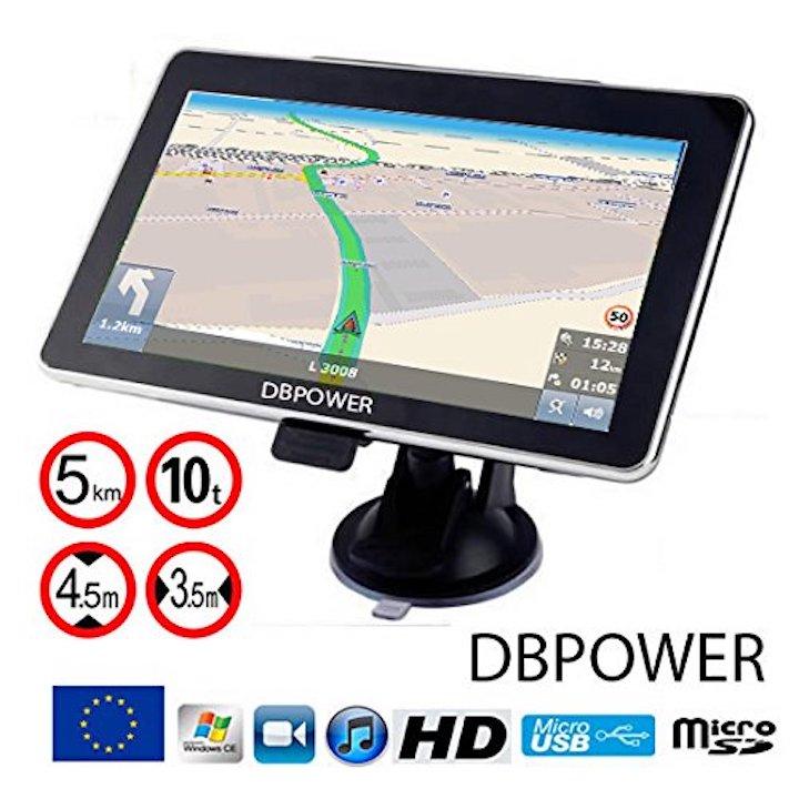 GPS DBPOWER 772