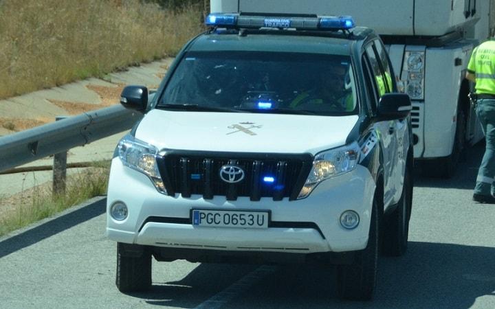 Nueva campaña de vigilancia de los camiones de la DGT