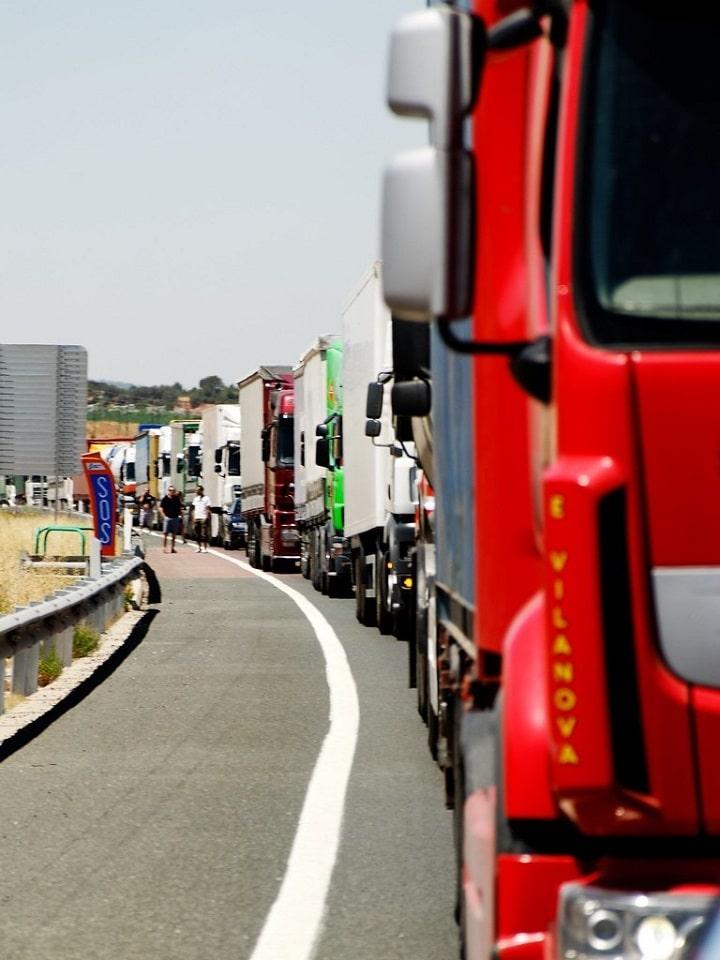 Nueva huelga de transporte en Francia. Diciembre 2019