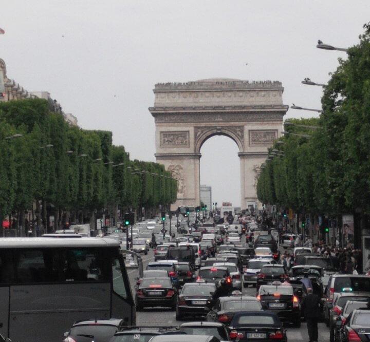Huelga general en Francia durante este 20 de Febrero de 2020