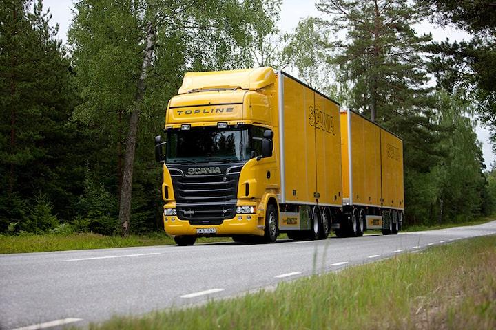 Caen las matriculaciones de camiones en mayo