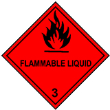 mercancias peligrosas inflamables