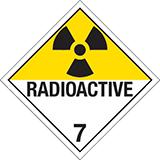 mercancias peligrosas radioactivas