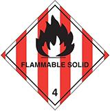 mercancias peligrosas solidas inflamables