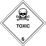 mercancias peligrosas toxicas