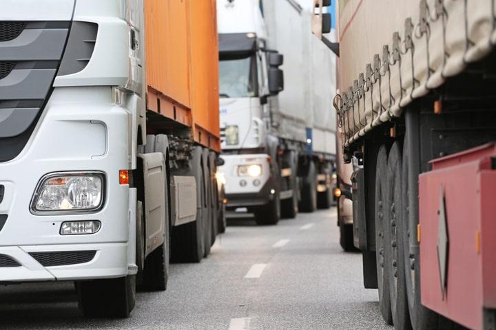 Algunos países flexibilizan el tacógrafo para los transportistas afectados por el Brexit