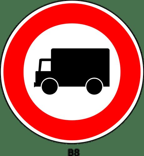 Restablecidas las restricciones a camiones en Cataluña