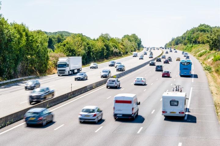 Restricciones a camiones en Francia para 2021