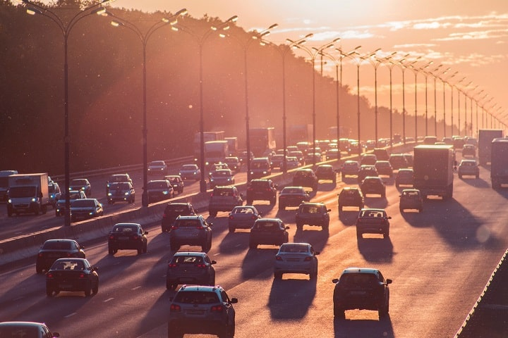 Restricciones a camiones para el puente de la Constitución 2019