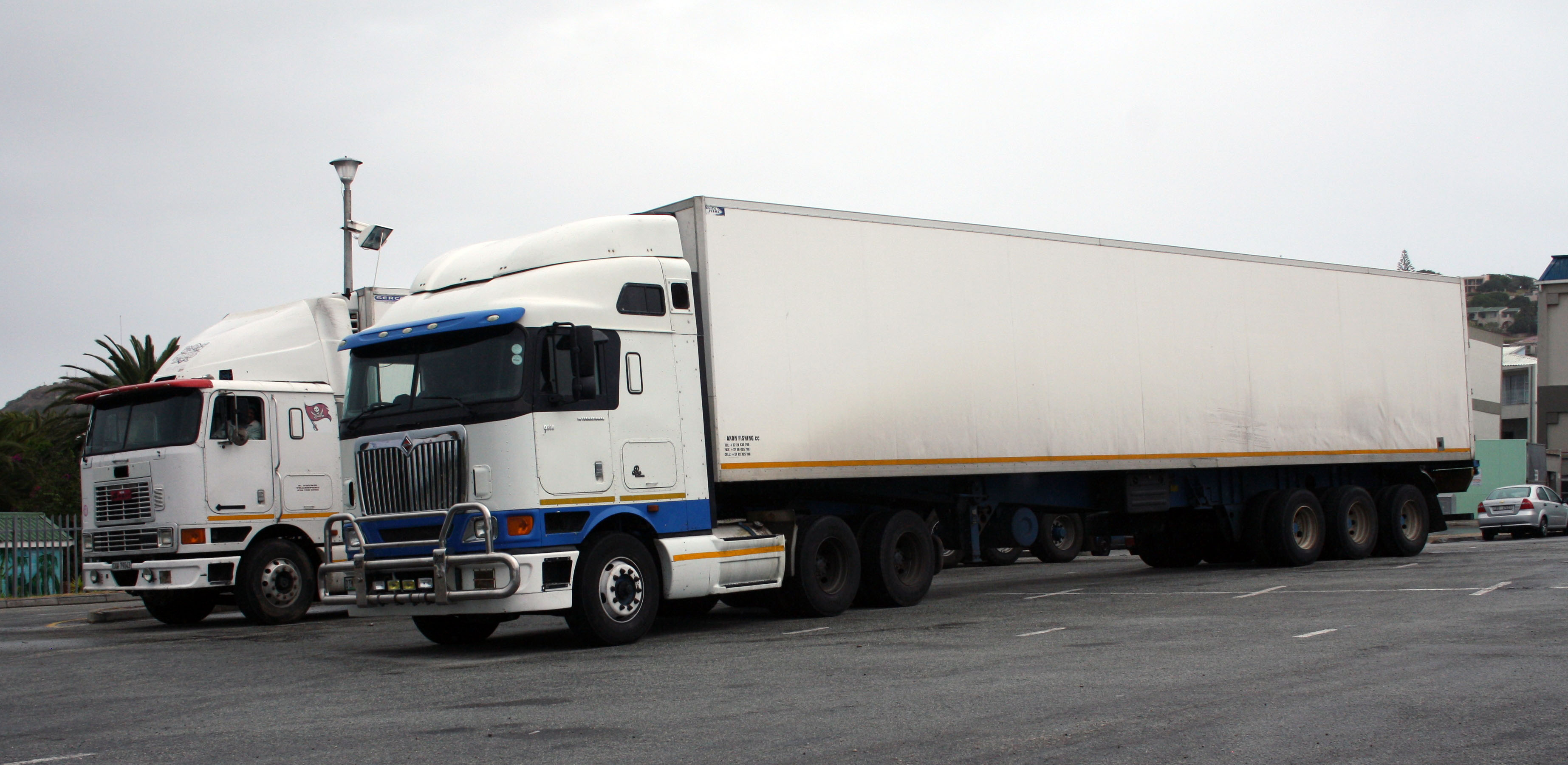 Tipos de camiones de carga segun su funcion