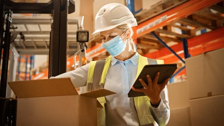 Volumen de negocio de los operadores logísticos baja un 3%