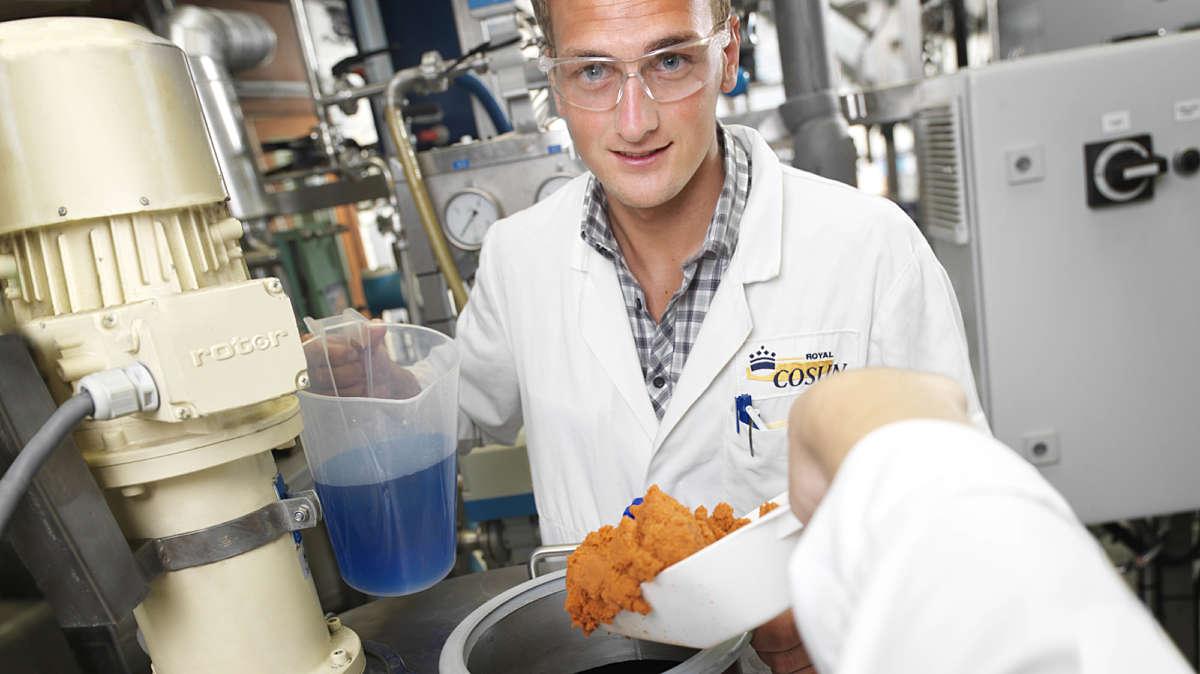 Biobased laboratory Green Chemistry Campus