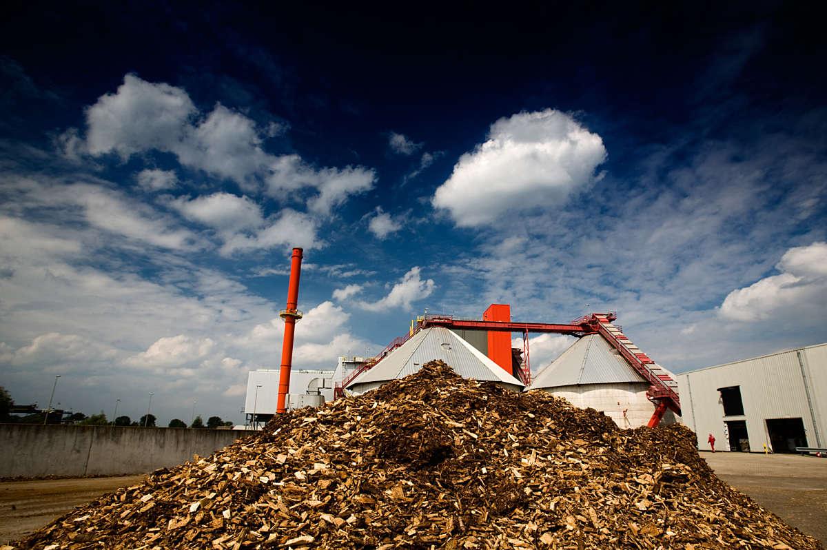 Bio energy plant in Cuijk Energising the future
