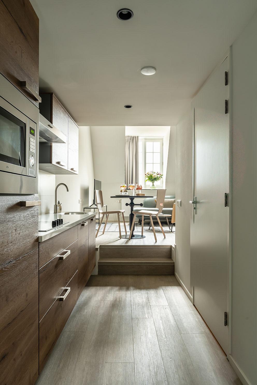 Keuken standaard suite