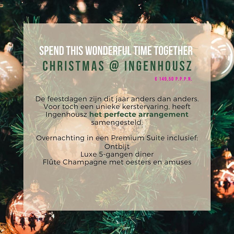 Kerst Arrangement 2