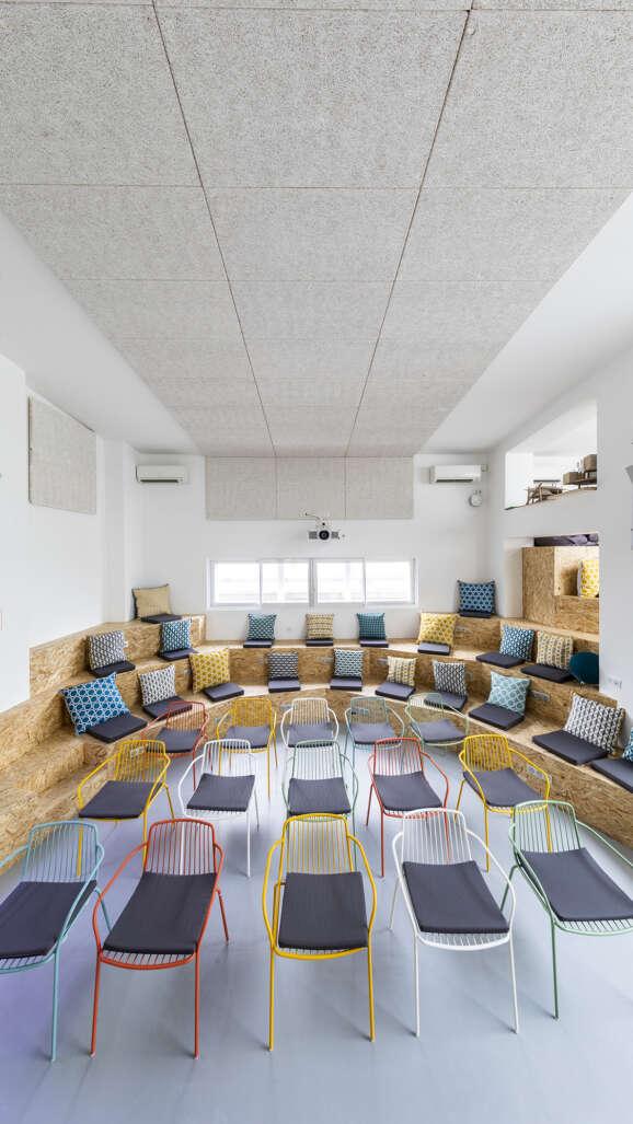 House of Co Design Saint Ouen 93 Knauf Organic 29