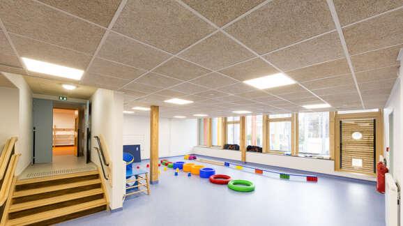 Ecole Maternelle Les Boutours Rosny sous bois 93 Organic 3 1