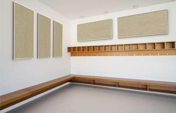 Organic Sound Colors room