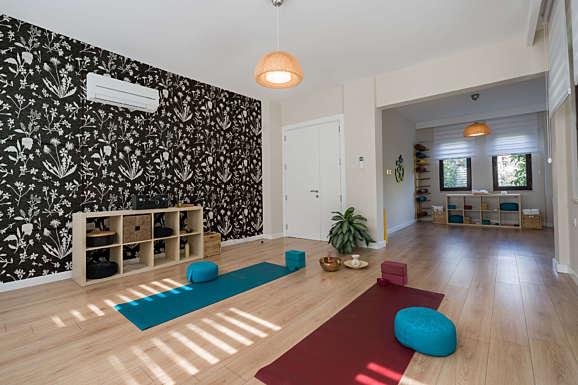 Lieke van der Vorst Yoga Space