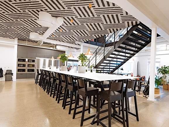 Organic Plafond