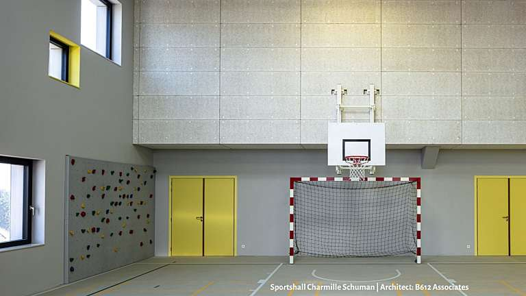 HOME Sporthal Charmille