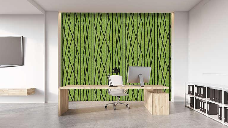 Organic wall2
