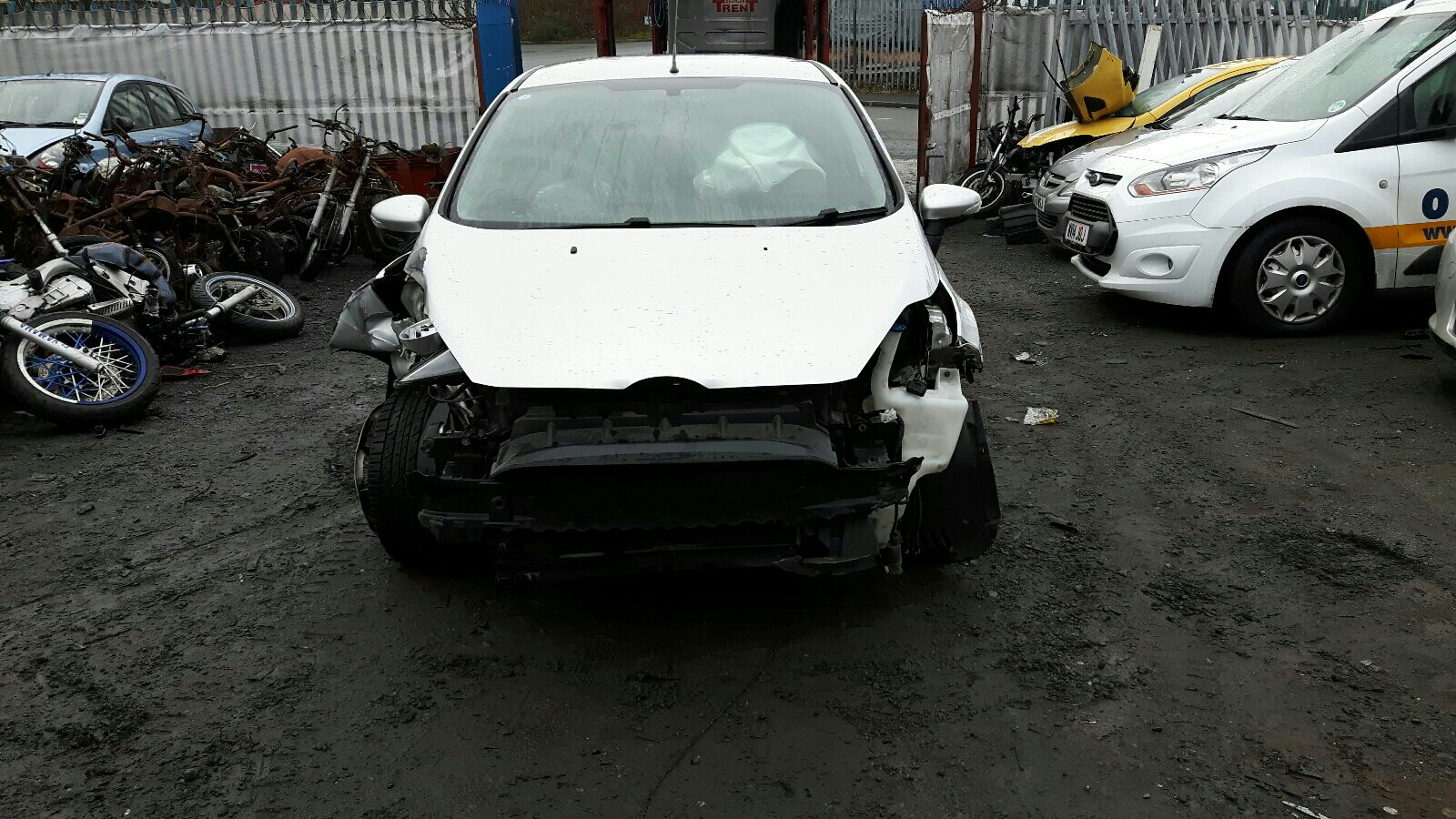 FORD FIESTA STYLE PLUS PN59ATF
