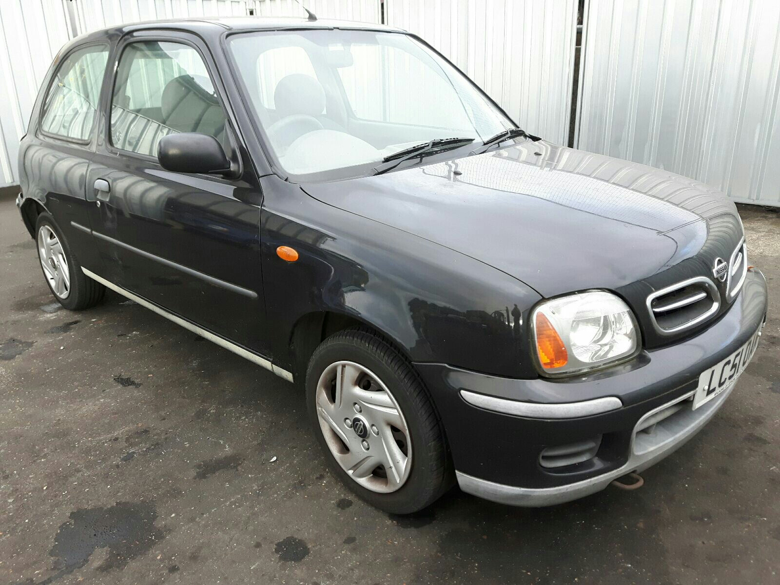 NISSAN MICRA S 4624499