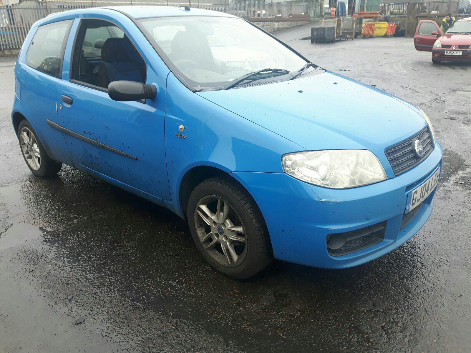 Fiat\Abarth PUNTO 8V ACTIVE SPORT 4656357