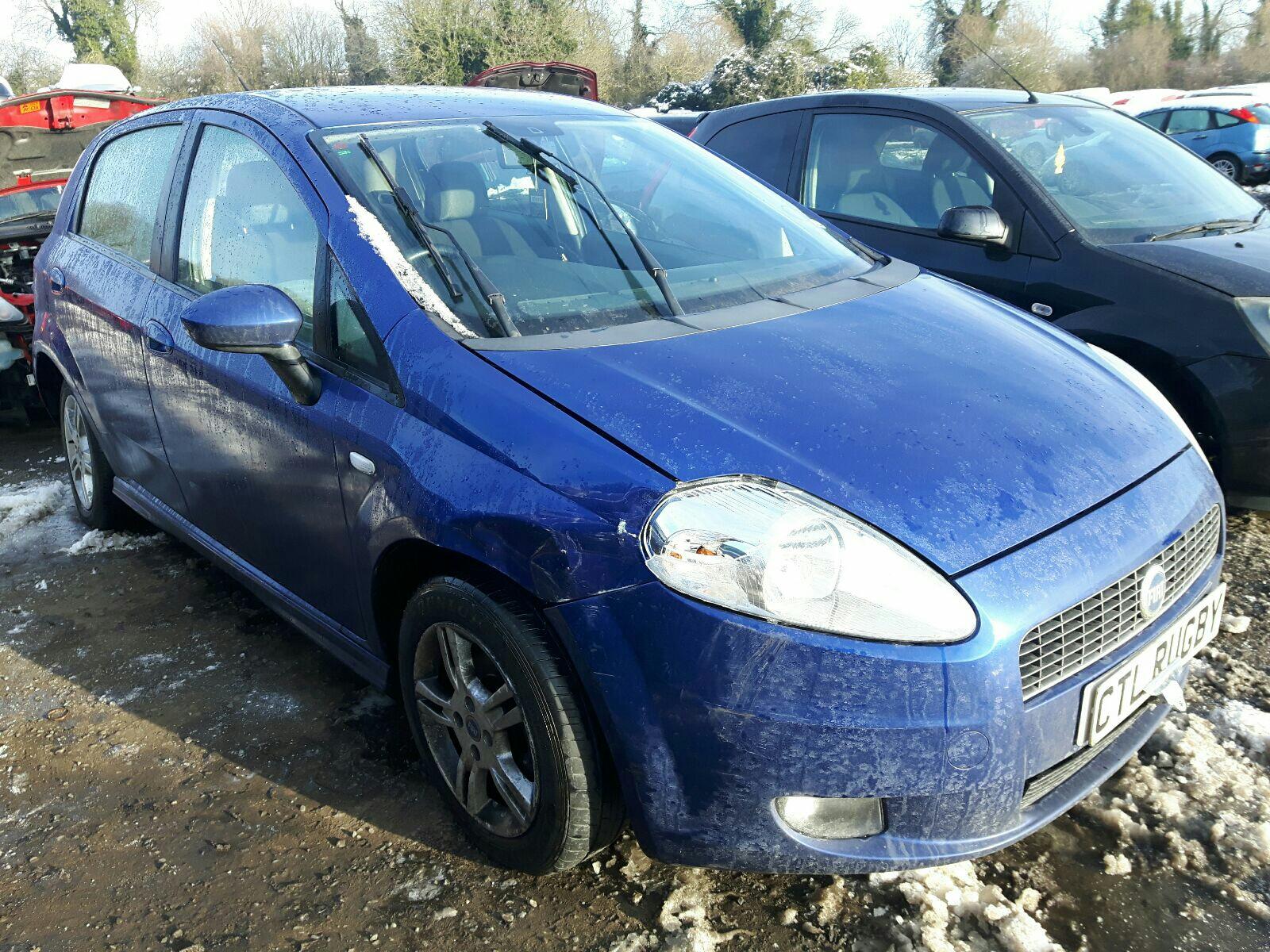 Fiat\Abarth GRANDE PUNTO DYNAMIC SPORT 4638335