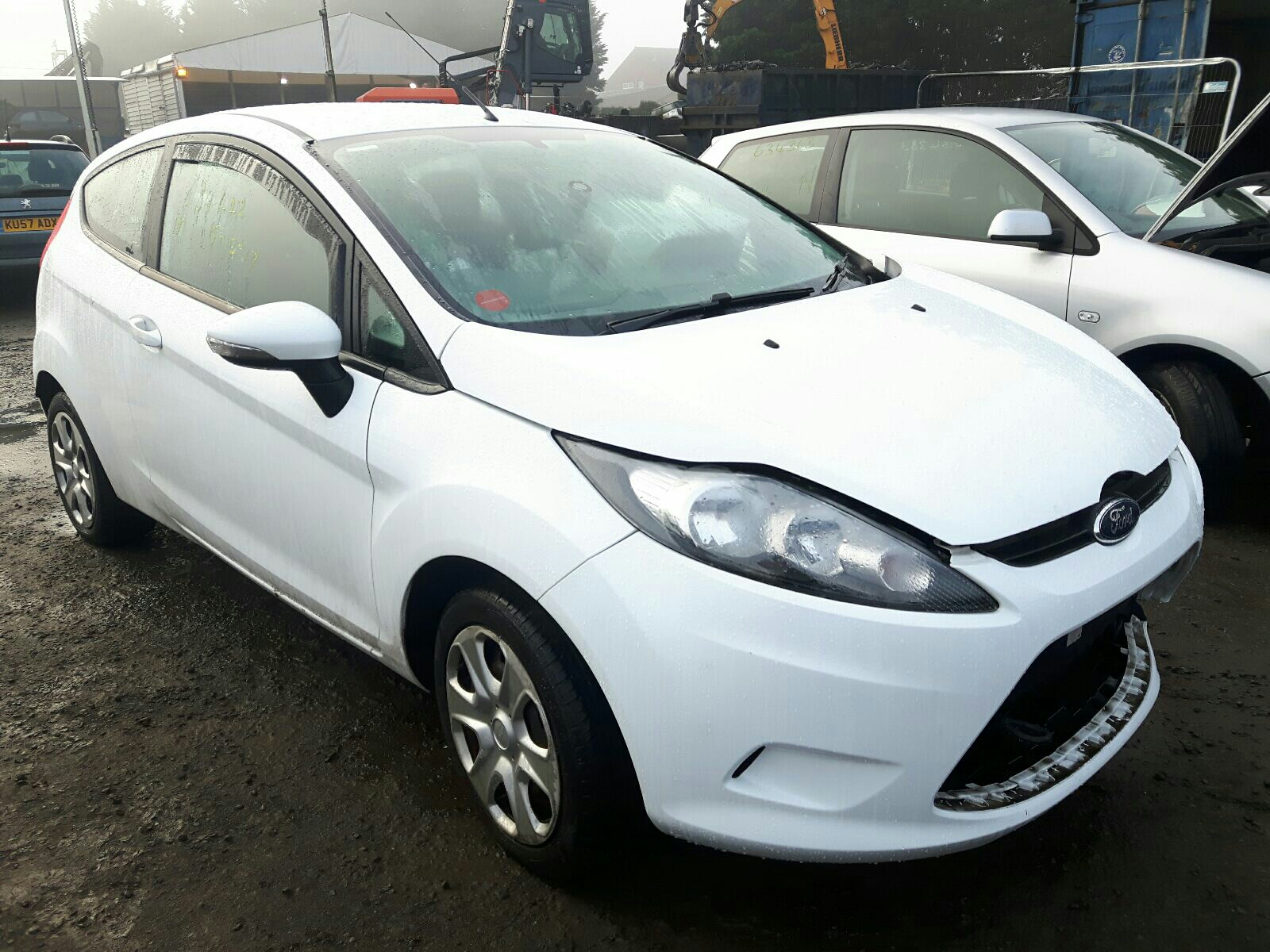 FORD FIESTA EDGE 4650467