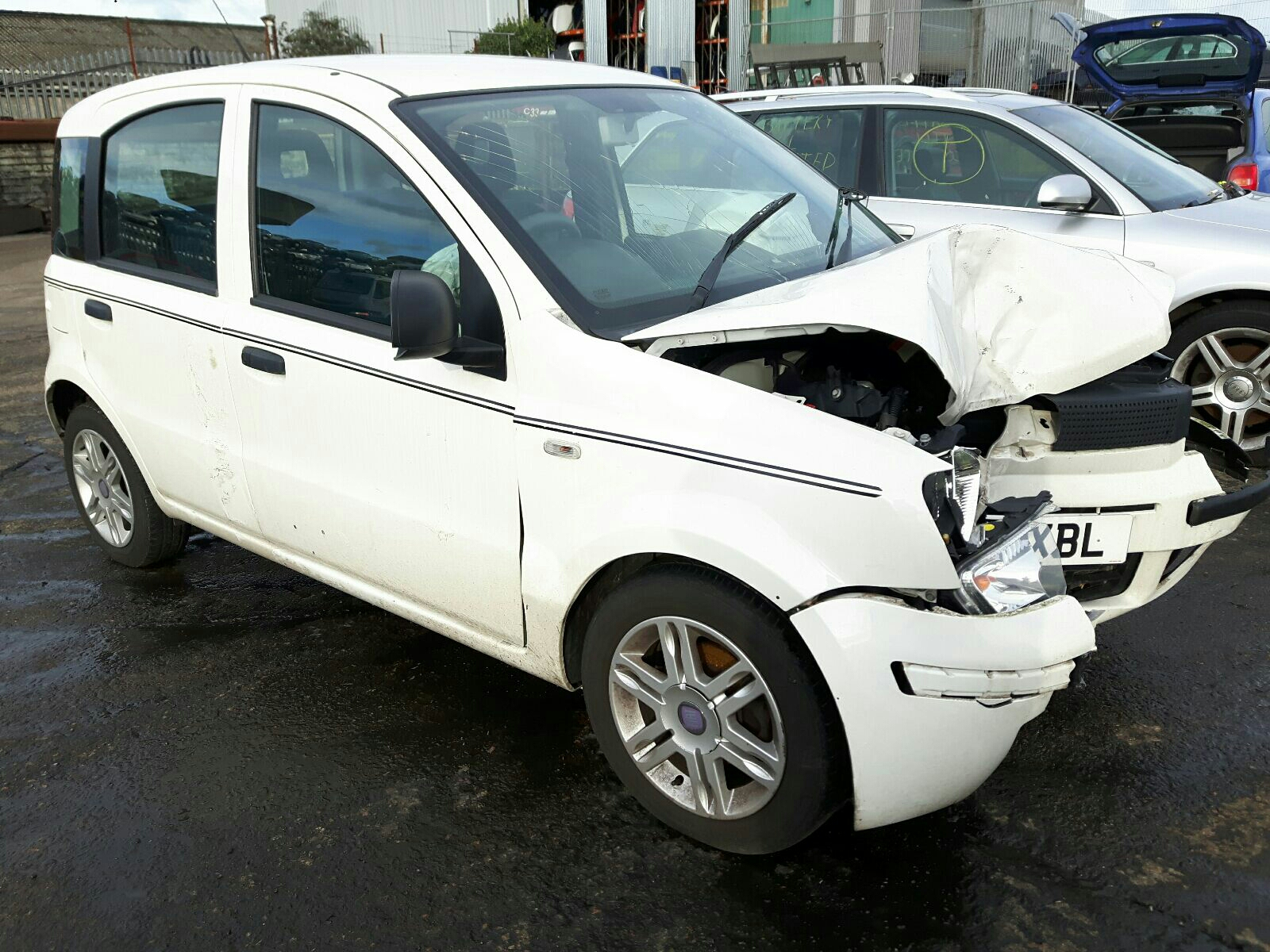 FIAT PANDA ACTIVE 5STR 4664253