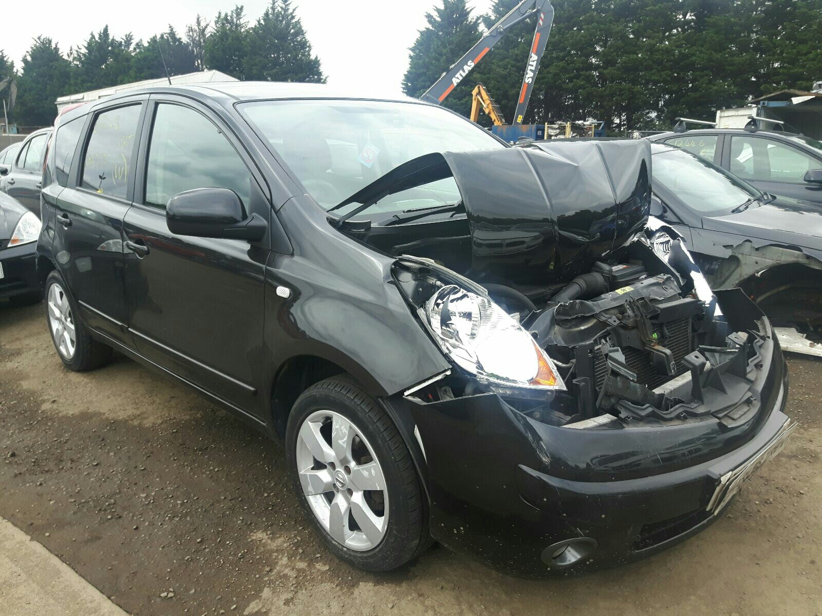 NISSAN NOTE ACENTA R 4350661