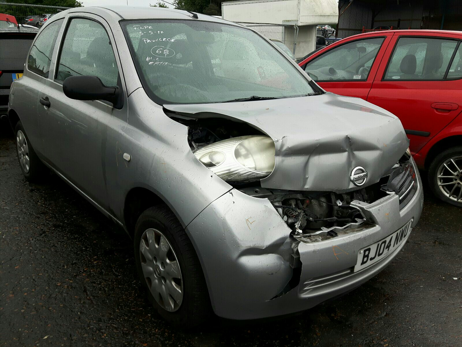 NISSAN MICRA S 4218076