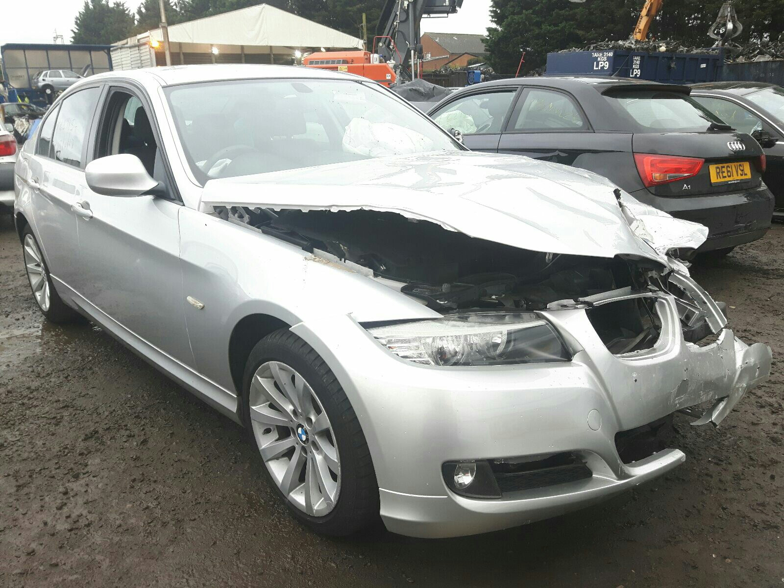 BMW 3 SERIES 320D SE BUSINESS EDITION 4576206