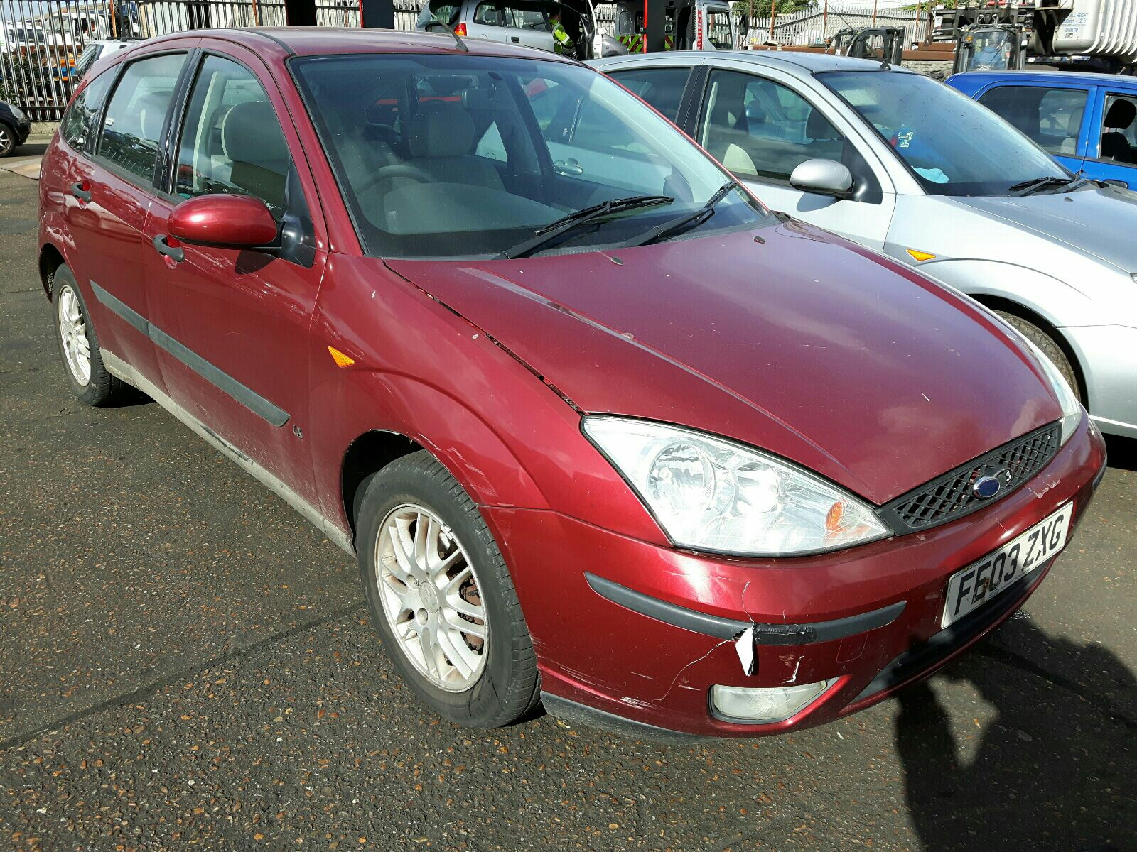 FORD FOCUS LX 4490038