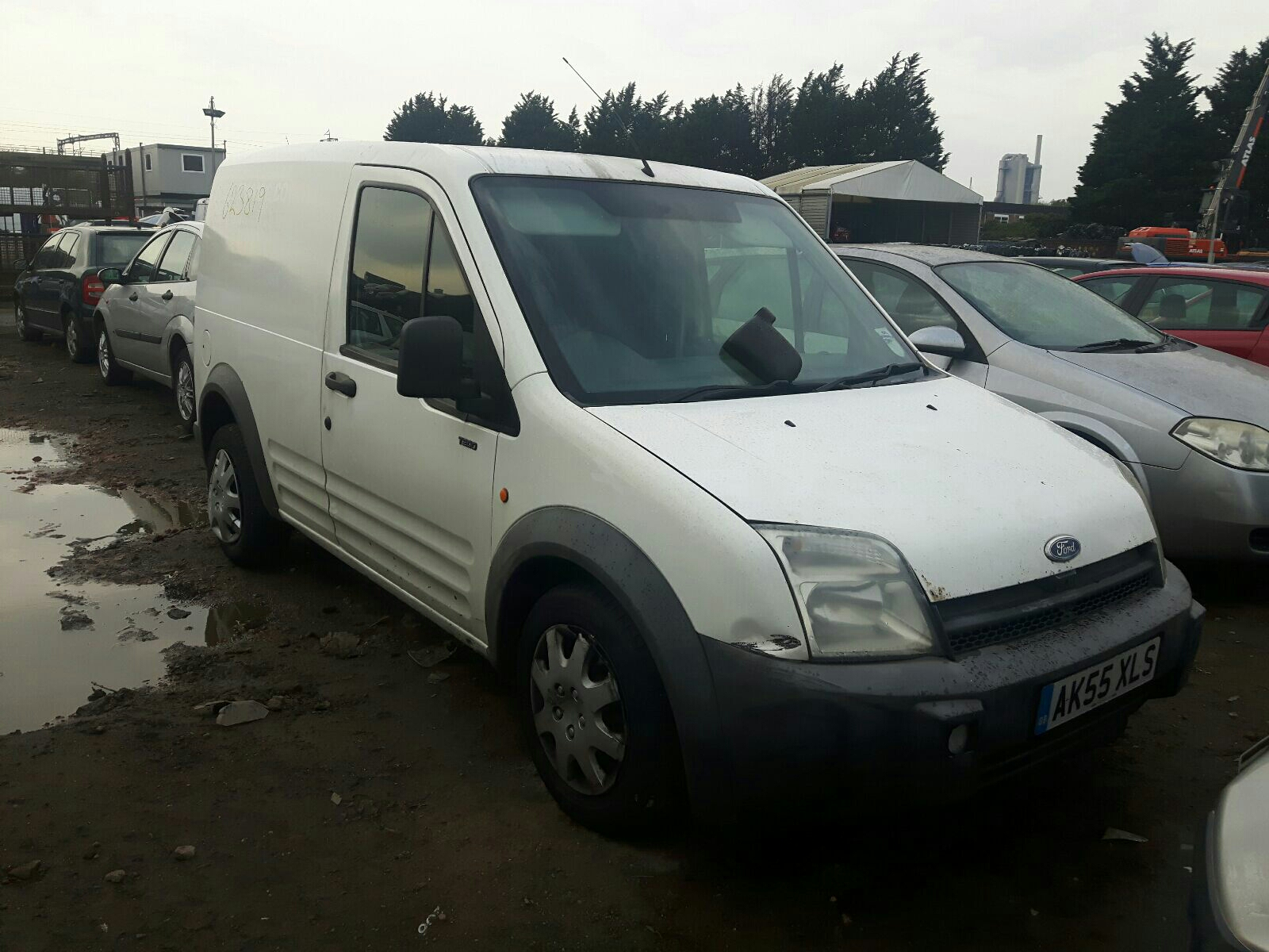 FORD TRANSIT CONNECT T200 SWB 4508084